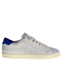 p448 heren sneakers wit cream