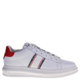 karl lagerfeld heren sneakers wit