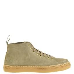 Monde Naturel 303e - Chaussures Pour Hommes Sneaker - Couleur Kaki, Taille: 44
