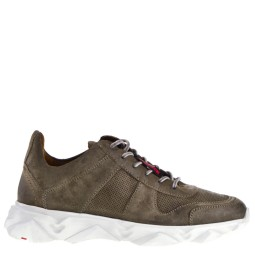 lloyd heren sneakers taupe