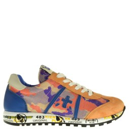 premiata will be kinder sneakers oranje