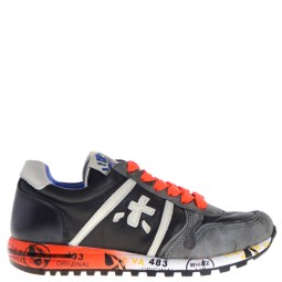 premiata will be kinder sneakers grijs combi