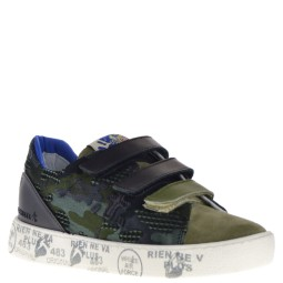 Premiata Will Be Sneakers Green for Kids