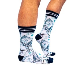 sock my feet sock my dollars