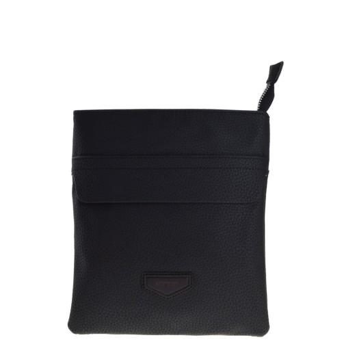 5ccfd99a7a9d71 antony morato heren tassen zwart 11 zwart leer Direct leverbaar uit de  webshop van ...