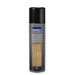 woly suede velours spray zwart